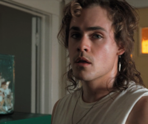 dacre montgomery, actor, and stranger things image