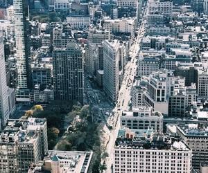 Flatiron, manhattan, and newyork image