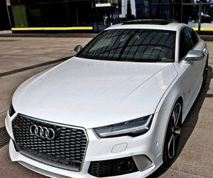 amazing, audi, and white image