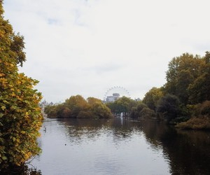 london, st james park, and travel image