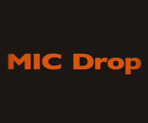 bts and mic drop image