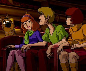 cartoon, scooby doo, and hanna-barbera image