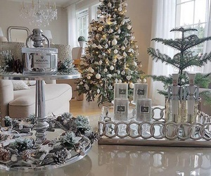 christmas, decoration, and designs image