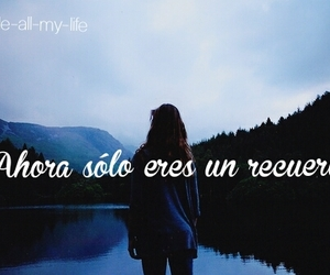 frases, memories, and frases de amor image