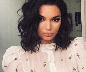 kendall jenner, beautiful, and selfie image