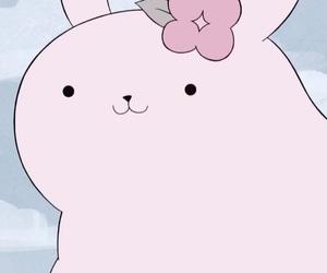 bunny, cartoon, and cats image