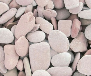 wallpaper, pink, and stone image