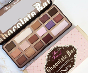 eyeshadow, too faced, and cosmetics image