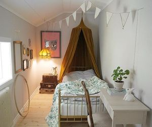 bedroom, decor, and decorate image