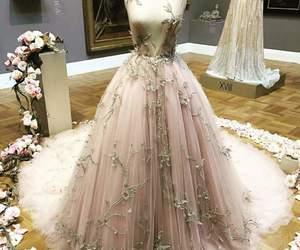 background, dress, and fashion image