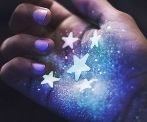 aesthetic, fairy dust, and shine image