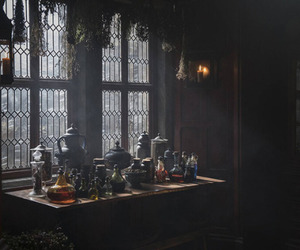potions, witch, and witchcraft image
