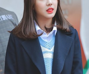 karin, korean, and kpop image