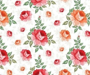 pattern, vintage, and wallpaper image