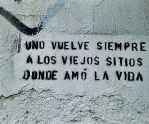 love, frases, and vida image
