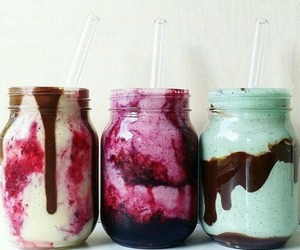 drinks, healthy, and food image