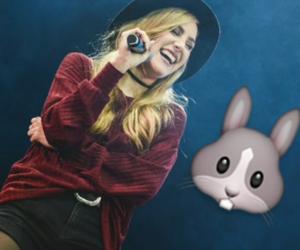 conejo, lana, and rabbit image