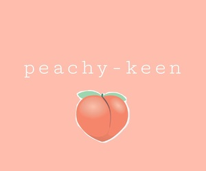 background, peach, and wallpaper image