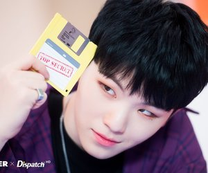 17, lee jihoon, and kpop image