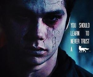 teen wolf, nogitsune, and dylan o'brien image