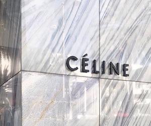 celine and fashion image