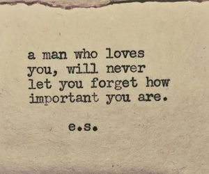 boy, woman, and words image