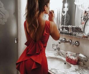 beauty, fashion, and elegance image
