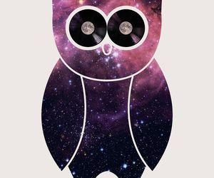 arts, owl, and artwork image