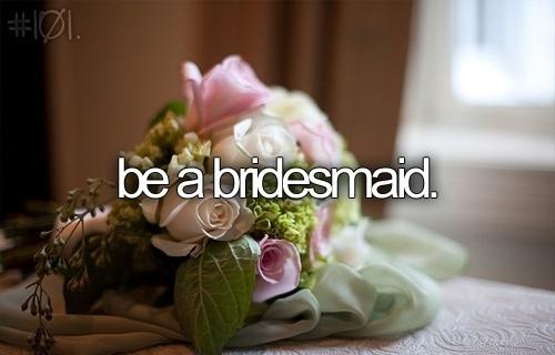 wedding, before i die, and bridesmaid image