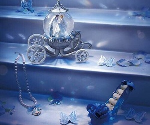 cinderella and blue image