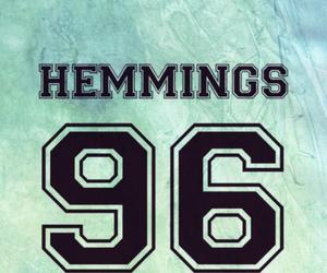 5sos, luke hemmings, and wallpaper image