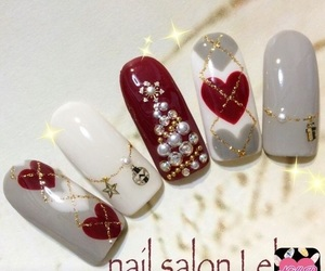 christmas and nail image