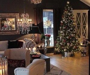 christmas, home, and design image