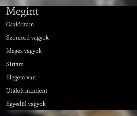 ideges vagyok idézetek Image about quotes in magyar by Mirtill on We Heart It