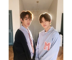 nct, jungwoo, and lucas image