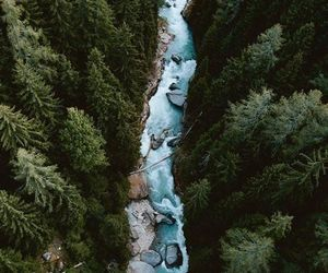 nature, photography, and river image