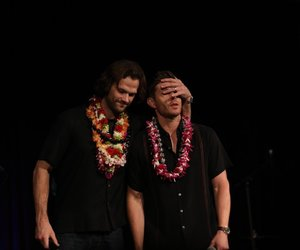 actor, supernatural cast, and funny face image