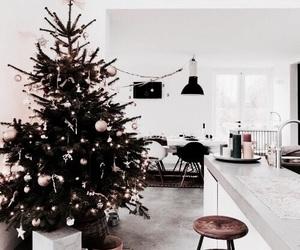 christmas, winter, and interior image