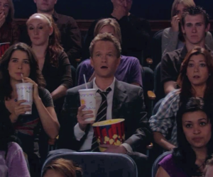 alyson hannigan, Barney Stinson, and cinema image