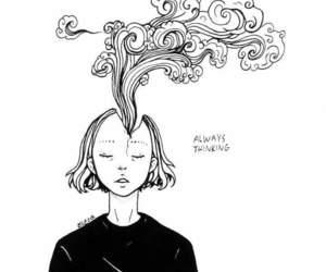 art and overthinking image
