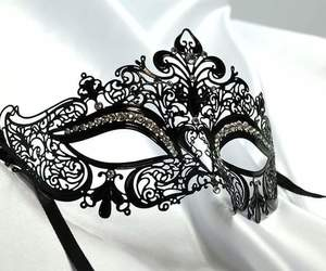 accessories, mask, and masquerade image