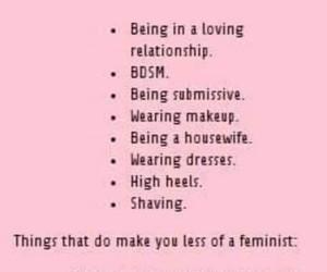 feminism, bdsm, and feminist image