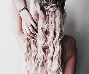 blonde, goals, and tangles image