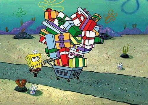 Spongebob Christmas.Spongebob Squarepants Very First Christmas Lyrics