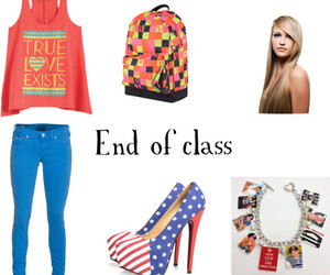 Polyvore and school image
