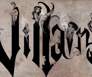 disney, villains, and ursula image
