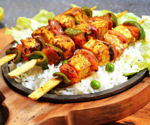 lunch recipes, cooking recipes, and paneer recipes image