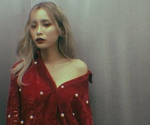 heize, grey, and kpop image