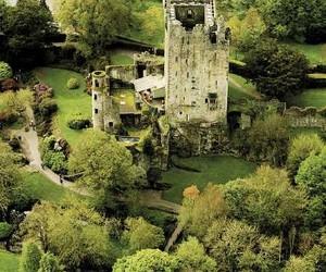 ireland and castle image