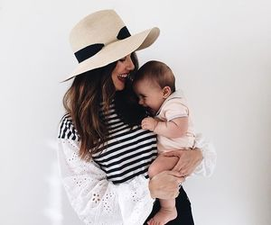 baby, daughter, and lovely image